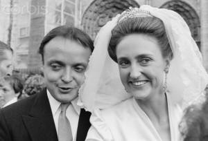 Beatrice of Habsburg-Lotrigen Marries Riprand Von und Zu Arco-Zinneberg